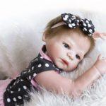Bebé Reborn Niña Decdeal Izquierda