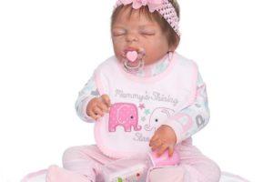 Bebé Reborn Niña NPK Sentada 1
