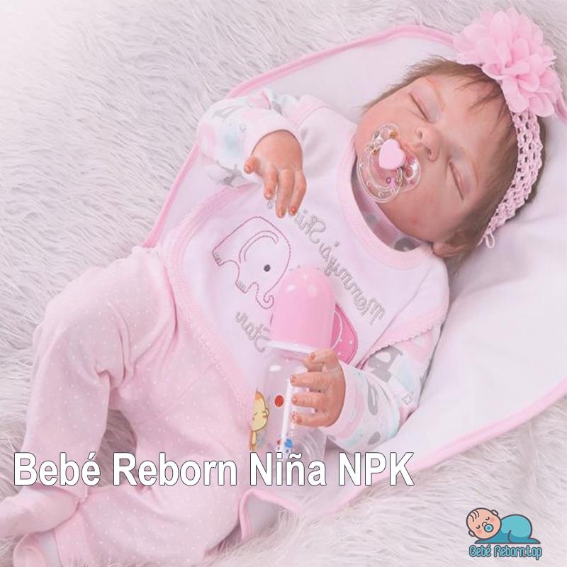 Bebé Reborn Niña NPK