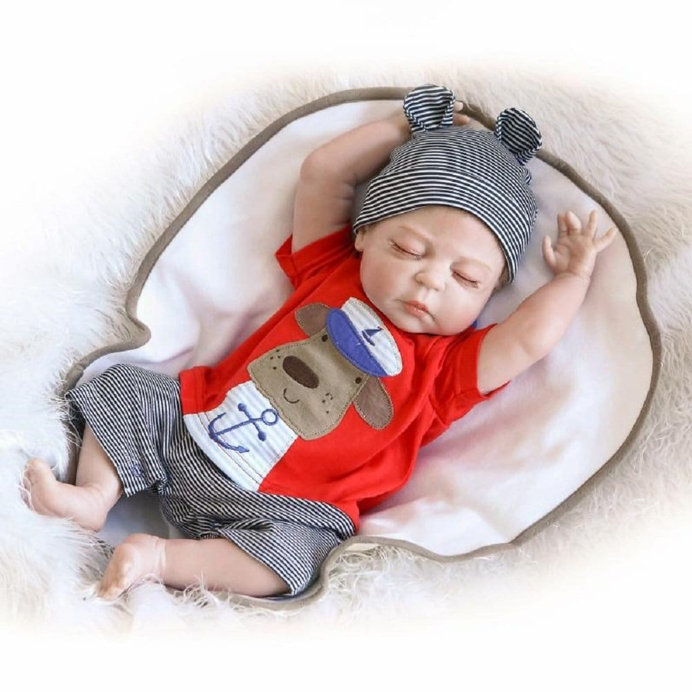 Reborn baby Hoomai niño II