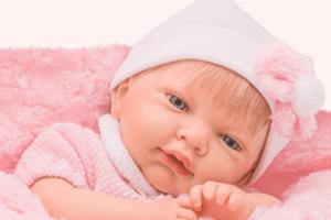 bebés reborn de vinilo