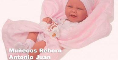 Muñecos Reborn Antonio Juan